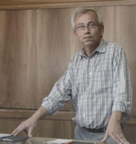 Rolf Teichmann - Geschäftsführer von Plissee-Becker